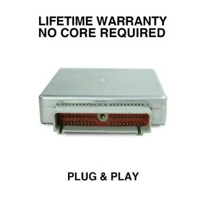 Engine Computer Plug play 1995 Ford Van F5tf 12a650 rc Cut2 5 8l E250 E350 Pcm