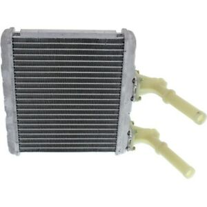 Heater Core For 89 94 Nissan Maxima 98 04 Frontier Core 7 5 X 6 In 1 In