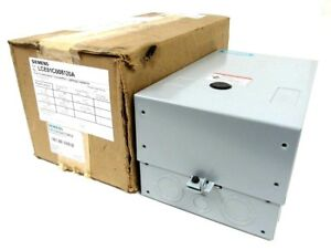 New Siemens Lce01c008120a Contactor 30a 120v