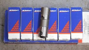 1987 1995 Cadillac Engine Valve Lifters Lot Of 6 Gm 17109057 Nos