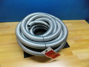Anamet Galvanized Steel Flexible Conduit 50 L 1 1 4 Trade Size 5505 24 an