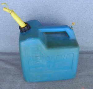 Vintage Chilton 5 25 Gallon Vented Gas Can Spout Made In Usa Free Shipping
