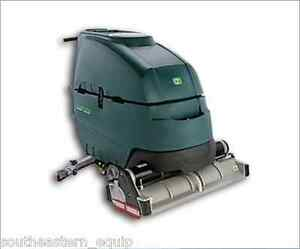 Demo Nobles Speed Scrub Ss5 26 Cylindrical Floor Scrubber