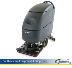 New Clarke Focus Ii Boost L20 Walk behind Floor Scrubber