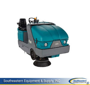 Reconditioned Tennant S20 Battery Rider Sweeper