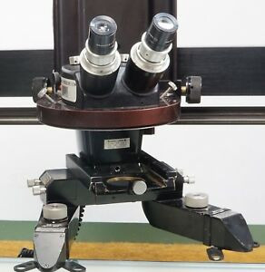 Bausch Lomb Stereozoom 240 Comparison Microscope With 10x W f Eyepieces