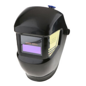 Solar Auto Darkening Miller Welding Helmet Mask Eye Protective Safety Gear