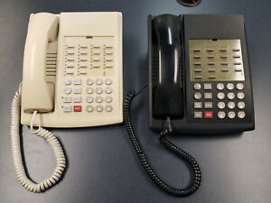 Avaya Partner 18 Telephone Lot Of 2 Phones For Acs System Lucent