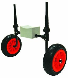 Malone Xpress Scupper Kayak Cart With No flat Tires Mpg504 Trailer