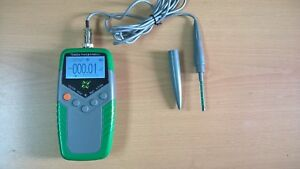 2400mt 24000gs Dc Magnetic Field Tesla Gauss Meter tester 0 01mt 0 1gs