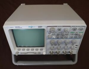 Agilent 54624a Mega Zoom 4 channel Digital Oscilloscope 100mhz 200 Msa s