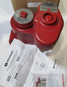 New Veeder Root Red Jacket Conduit Box Yoke Assembly 5w 10247 11067 014 892 2