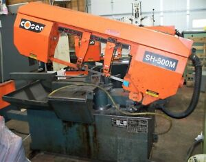 10003 Cosen Horizontal Semi auto Saw