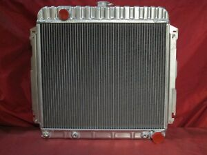 Mopar Radiator 22 Cuda Challenger Charger Road Runner Rt Superbee 1970 1972