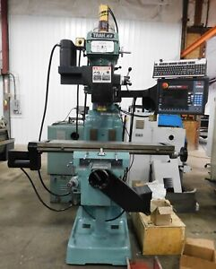 10009 Southwestern Industries Trak Vertical Cnc Milling Machine