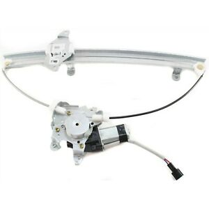 Power Window Regulator For 2000 2003 Nissan Maxima Front Right With Motor