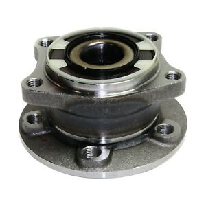 Rear Wheel Hub Bearing W Abs Assembly Fits 2003 2014 Volvo Xc90 Awd Or Fwd
