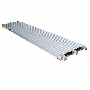 All Aluminum Scaffold Deck Walkboard 7 Ft Plank Construction Equipment