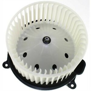Heater Blower Motor W Fan Cage For Chevy Tahoe Gmc Sierra Pickup Cadillac H2