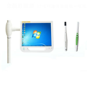 Wifi 17 Inch Screen Dental Monitor Intra Oral Camera System Fly