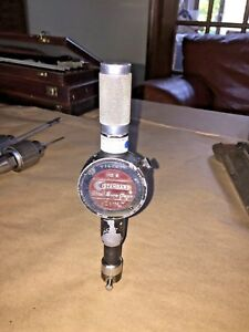 No 2 Standard Dial Bore Gage 0001 Indicator Calibration Due 5 31 2018