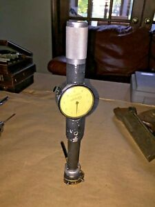 No 4 Standard Dial Bore Gage 0001 Indicator Calibration Due 5 31 2018