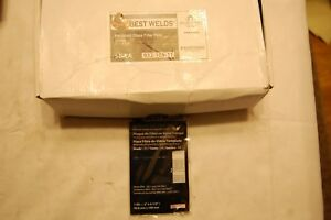 Best Welds Shade 11 Hardened Glass Filter Plate 2 X 4 1 4 box Of 50