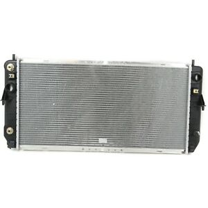 Radiator For 98 00 Cadillac Seville 4 6l 1 Row W Eng Oil Cooler