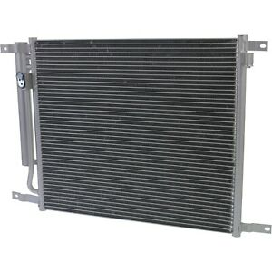 Ac Condenser For 2009 2011 Chevrolet Aveo Aveo5 With Receiver Drier