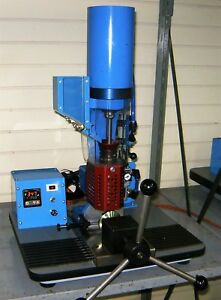Ab 100 Table Top Plastic Injection Machine demo Model With Full Warranty