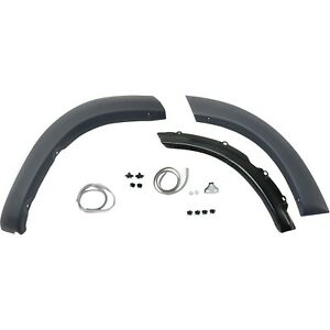 Fender Flare Primed Rear Right Side Front And Rear Section For 01 05 Toyota Rav4