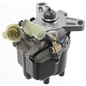 Distributor For 1990 1991 Honda Civic 4cyl Engine Includes Cap Module Rotor