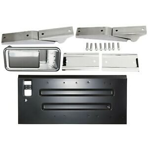 Tailgate Kit For 97 2006 Jeep Wrangler Tj 4pc