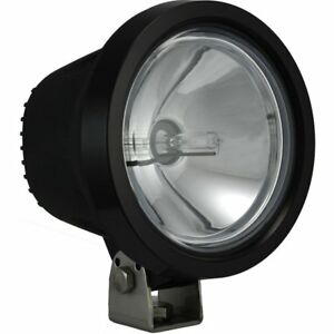 Vision X Hid 5502 Offroad Light Powdercoated Black Nylon Dot Compliant