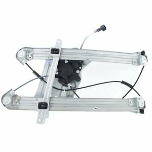 Power Window Regulator For 2004 2008 Mitsubishi Endeavor Front Right With Motor