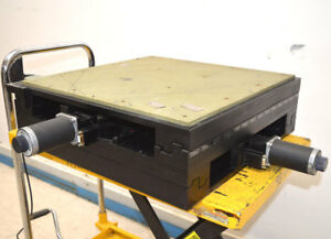 Burgess Iko Api Gettys Press Plate Punch Stepper motor Etch cut plate 2 20 x20