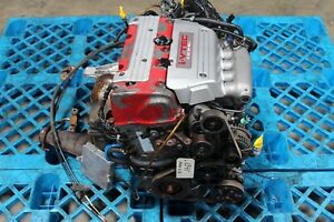 Jdm Honda Acura Tsx Accord Euro R K20a Type R Engine With 6 Speed Trans