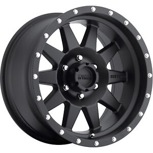 18x9 Black Method The Standard 8x6 5 12 Rims Nitto Trail Grappler Lt285 65r18