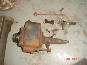 Ford 8n naa Tractor Overdrive Step up Transmission Jubilee 8n Ford