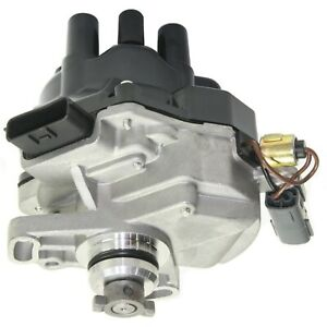 Distributor For 1997 2001 Nissan Altima 2 4l 4cyl Eng Includes Cap And Rotor New