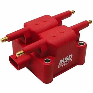 Msd 8239 Ignition Coil Coil Pack Design Direct Fit