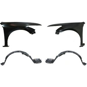 Fender Kit For 2008 2012 Honda Accord Front Left And Right 2 Door Coupe 4pc