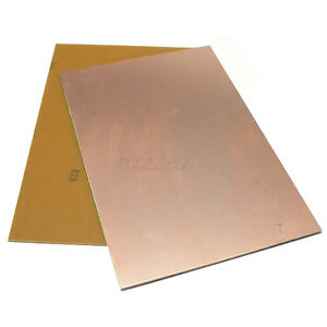 20 Pc Copper Clad Laminate Circuit Boards Fr2 Pcb Single Side 12cmx18cm