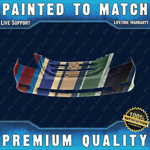 New Painted To Match Front Bumper Direct Fit For 2008 2010 Honda Odyssey W Park