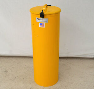 New Pelsue Hose Storage Manhole Vent Air Supply Canister Container