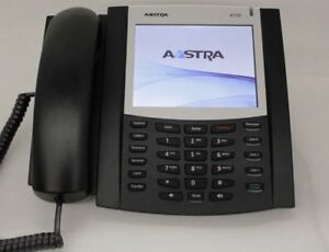 Aastra 6739i 39i Voip Touch Screen Ip Phone A6739 0131 10 01 one Year Warranty