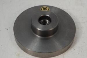 New Bison 5 Threaded Semi machined Chuck Back Plate 1 10tpi For Atlas Lathe
