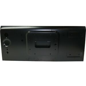 Tailgate For 2007 2016 Jeep Wrangler Primed Steel Ch1900127 68079246aa