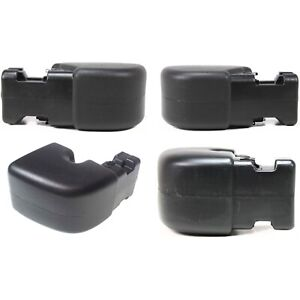 Bumper End For 1997 2006 Jeep Wrangler Front And Rear Driver And Passenger Side