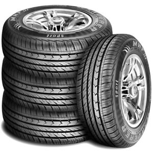4 New Mrf Wanderer Sport 205 60r16 92h A S All Season Tires